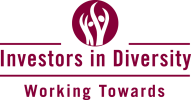 Investors in Diversity accreditation logo