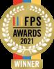 FPS Awards winner logo