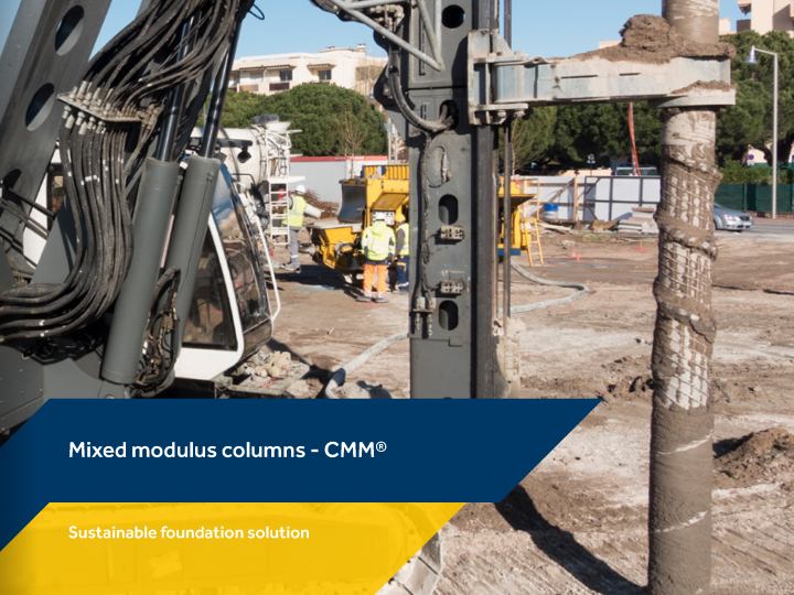 Mixed Modulus Columns brochure