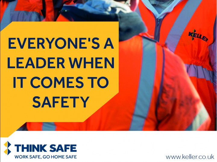 Keller safety poster
