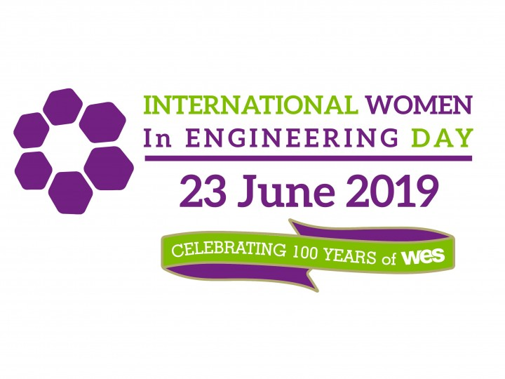 International Women in Engineering Day logo