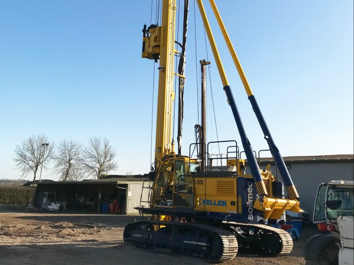 The new Soilmec SF55