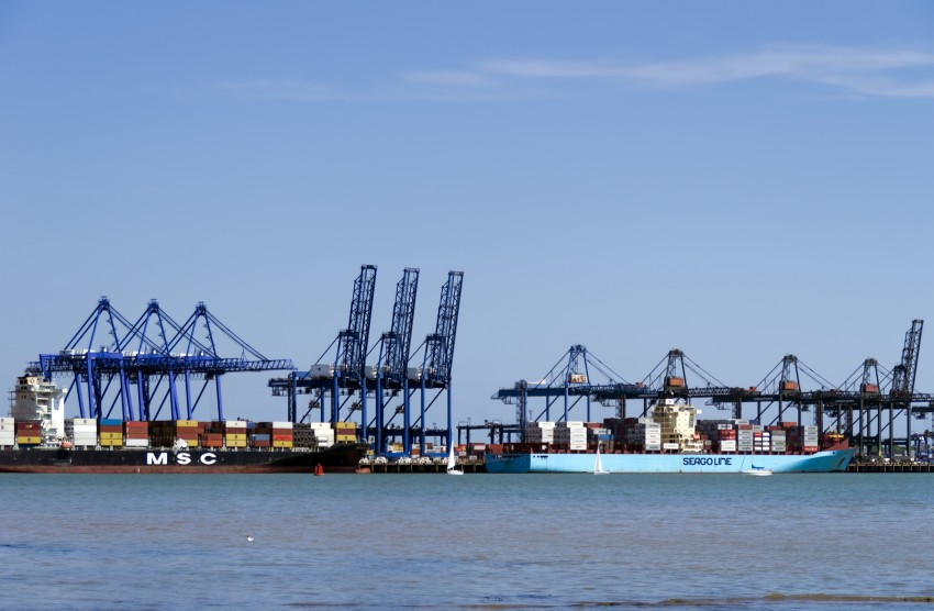 Keller UK completes vibro compaction at Felixstowe Port