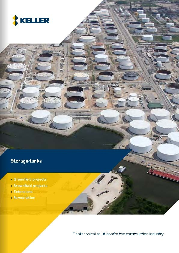Storage tanks brochure